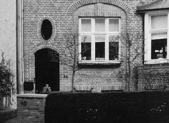 Gründung Dr. Klein & Co. in Lübeck