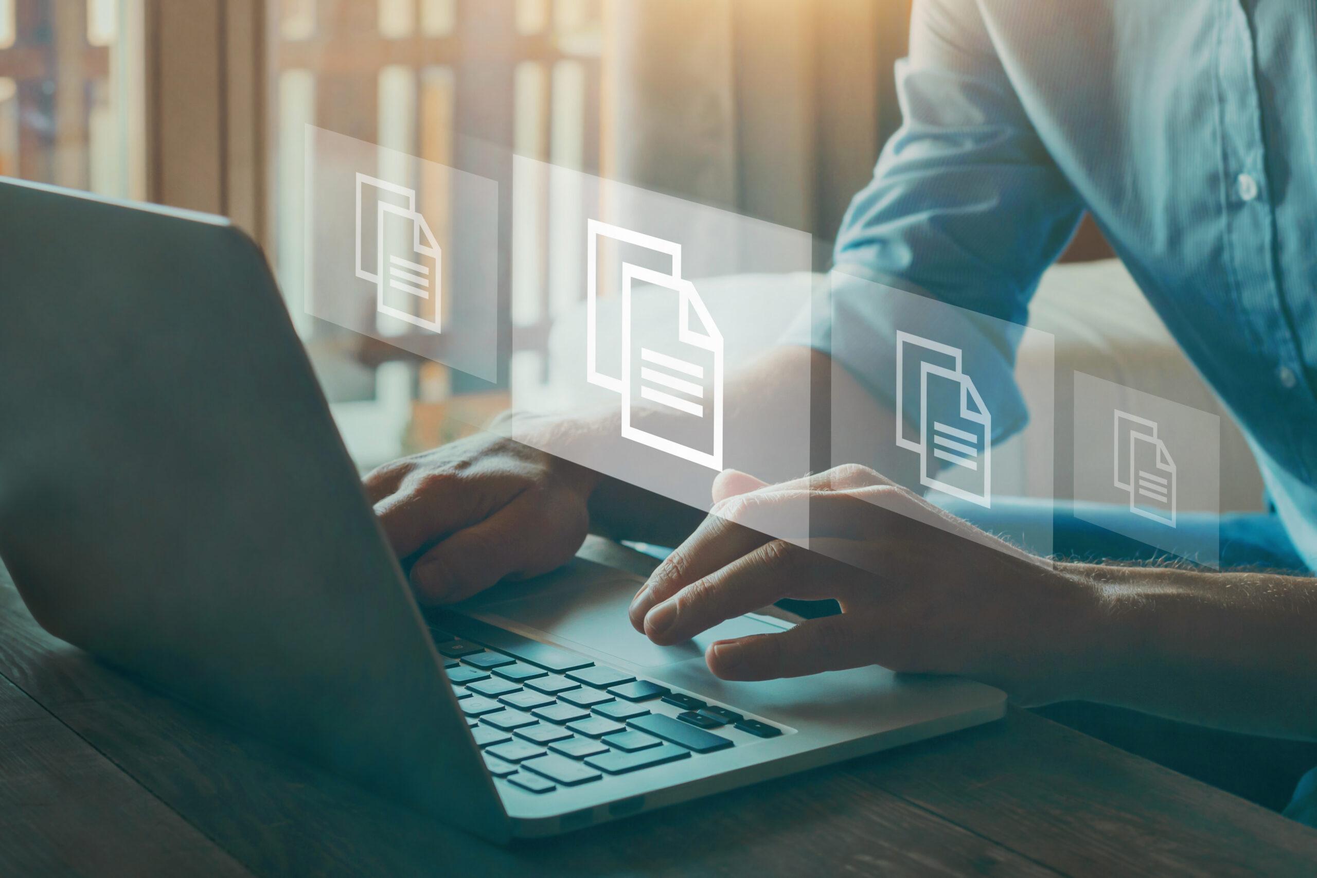 Dokumentenmanagement und digitale Geschäftsprozesse mit WOWIPORT
